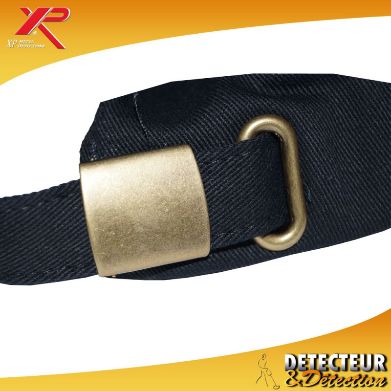 fermeture de la Casquette XP metal detector