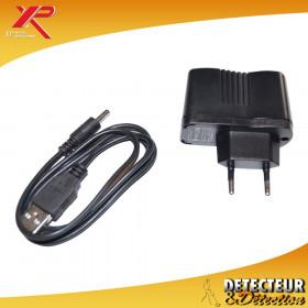 Chargeur secteur pour casque XP WS1 WS2 WS3