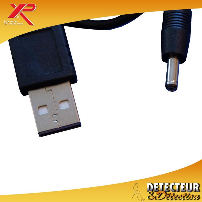 prises du chargeur secteur pour casque XP WS1, WS2, WS3