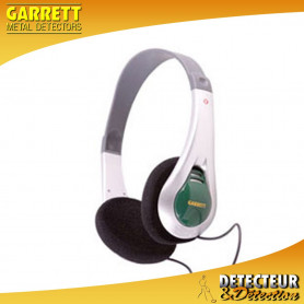 Casque Treasure Sound Garrett