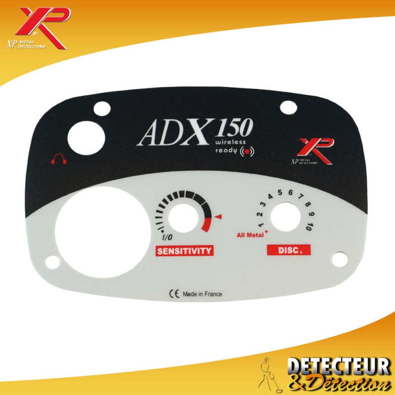 Façade autocollante ADX 150