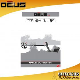 Manuel d'utilisation XP DEUS V3