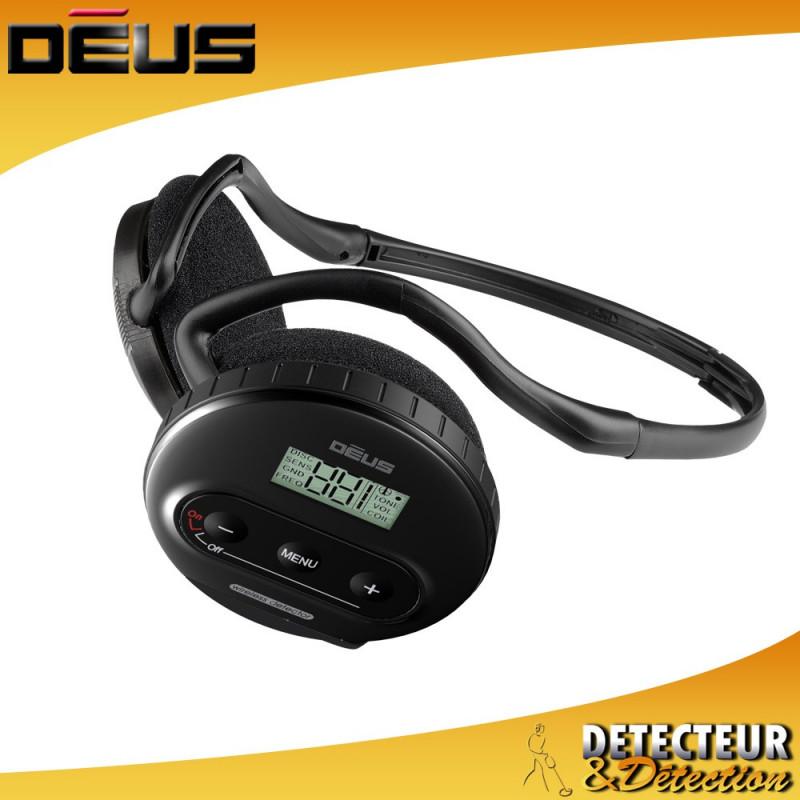 Détecteur de métaux XP DEUS X35 Mini NEUF Garantie 5 ans