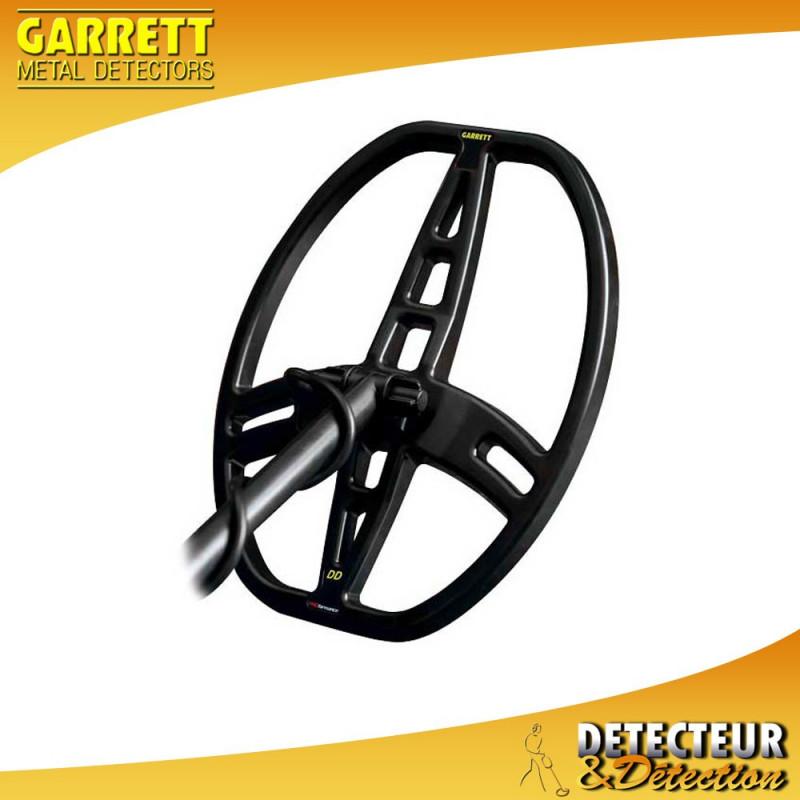 Disque DD 22x28 cm pour série ACE GARRETT