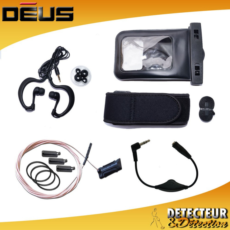 Kit aquatique submersible XP DEUS