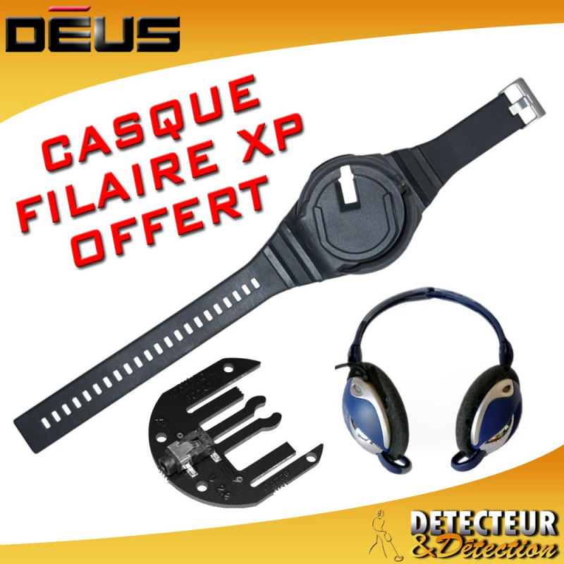 Bracelet + Kit Jack + Casque XP FX-02 Offert