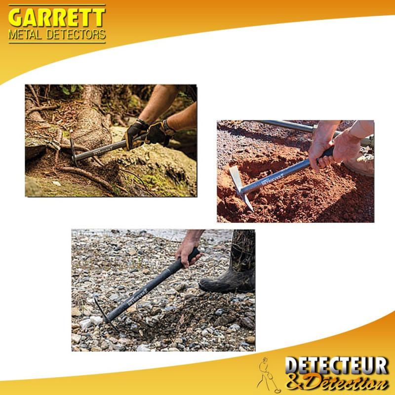 Piochon Retriever II Garrett terrain
