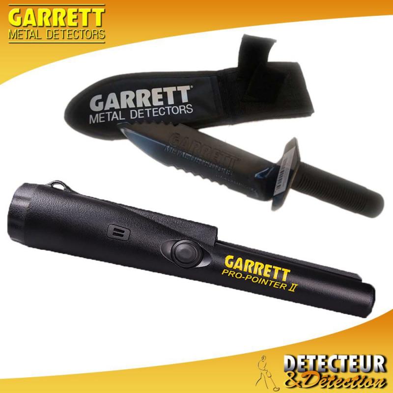 Garrett Propointer II + Edge Digger