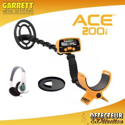 GARRETT ACE 200i