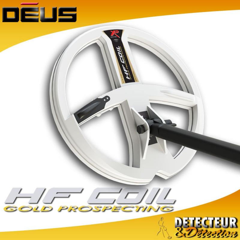 Disque HF 22 cm DEUS
