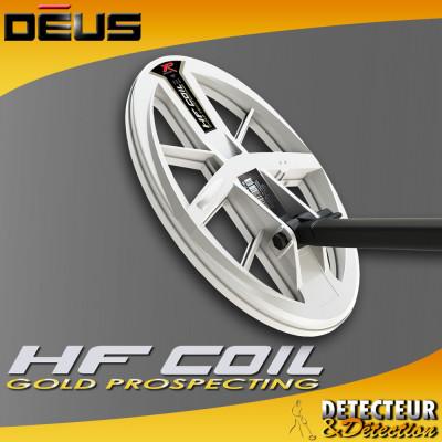 Disque elliptique XP DEUS HF
