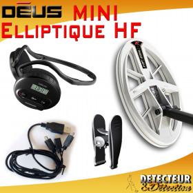 DétecteurXP DEUS Mini Elliptique HF