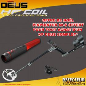 XP DEUS 22 HF complet noel