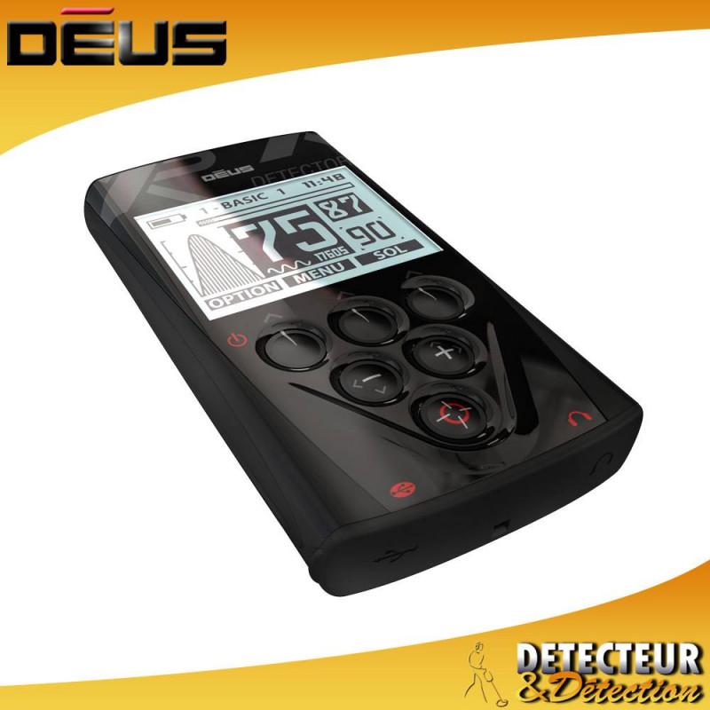 XP DEUS HF elliptique RC detecteur