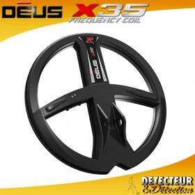 Disque X35 - 22.5 cm DEUS