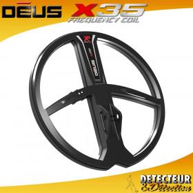 Disque X35 - 28 cm DEUS V5