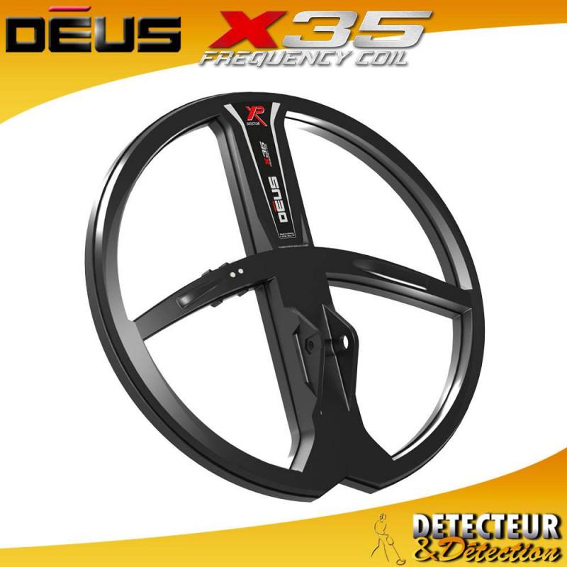 Disque X35 - 28cm DEUS