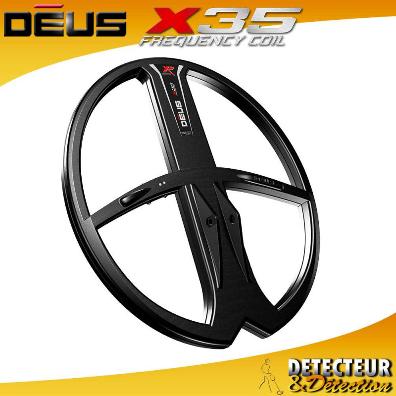 Disque X35 - 34x28cm DEUS