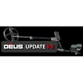 Logiciel Deus Update V5