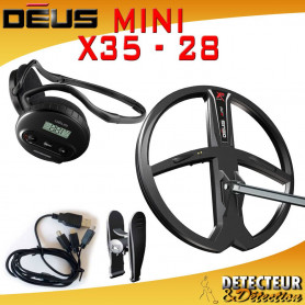 XP DEUS X35 Mini 28
