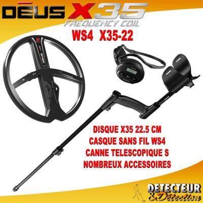 XP DEUS X35 Lite 2