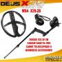XP DEUS WS4 28 (Lite 2) X35