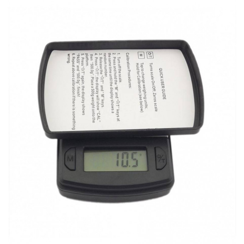Balance de poche 600 gr Précision 0,01