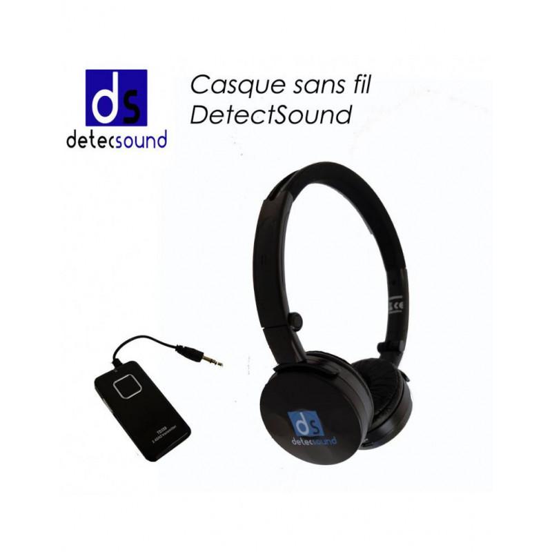 Casque sans fil Detectsound
