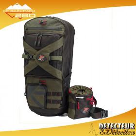 Pack Sac à dos XP Backpack 280 + Sac à trouvailles XP Find Pouch