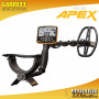 APEX détecteur de métaux Garrett