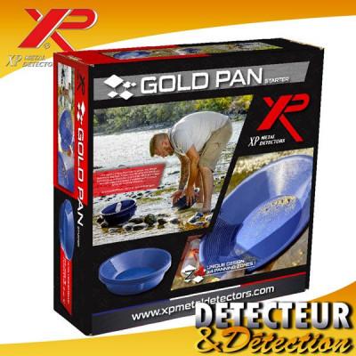 GOLD PAN STARTER Kit Orpaillage XP
