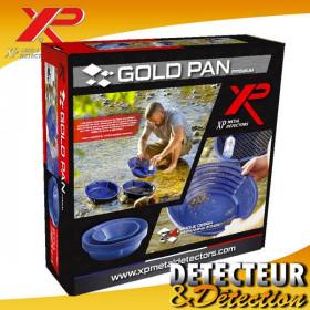 GOLD PAN PREMIUM Kit Orpaillage XP