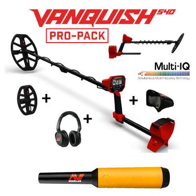 VANQUISH 540 PRO PACK pointer