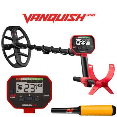 Minelab Vanquish 340 + Pointer Pro-Find 15