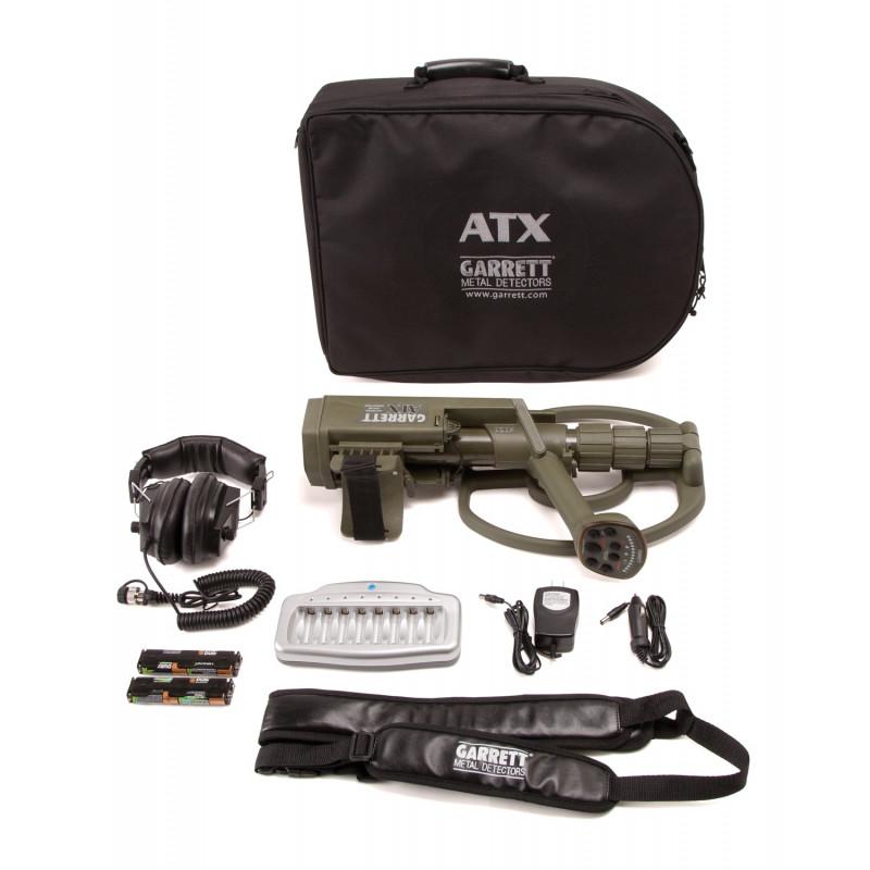 GARRETT ATX et accessoires