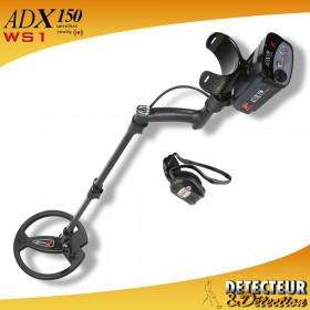 Pack ADX 150 + Casque sans fil WS1