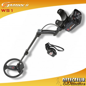 Pack G-MAXX II + Casque sans fil WS1