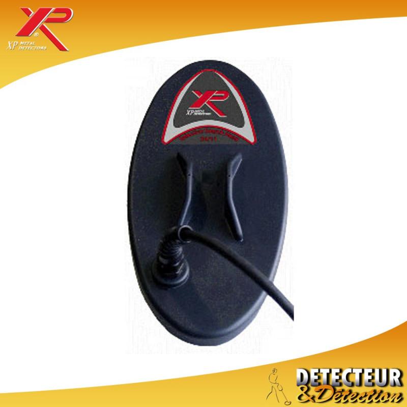 Disque elliptique DD 24x11 cm XP