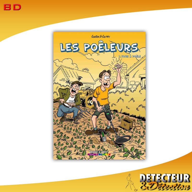 BD Les poêleurs tome 1 - Tous à poêle