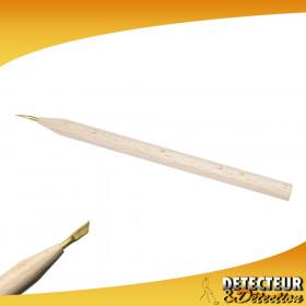 Crayon scalpel laiton
