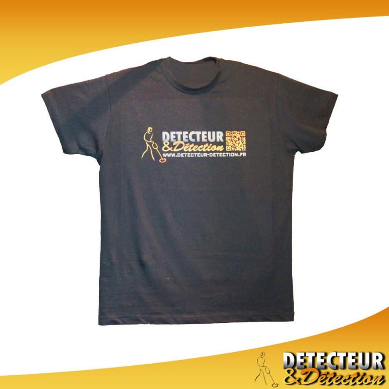 Tee-shirt Détecteur & Détection