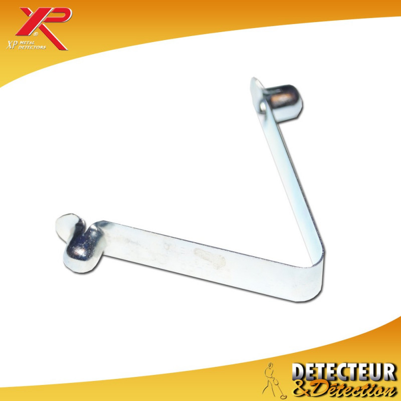 Ressort inox double V-CLIPS