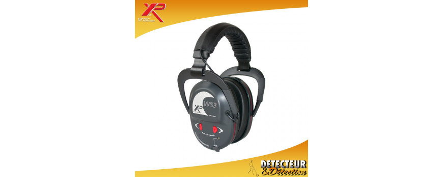 Casque detecteur xp - Accessoire XP